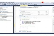 Visual Studio Premium 2013. Всплывающие подсказки